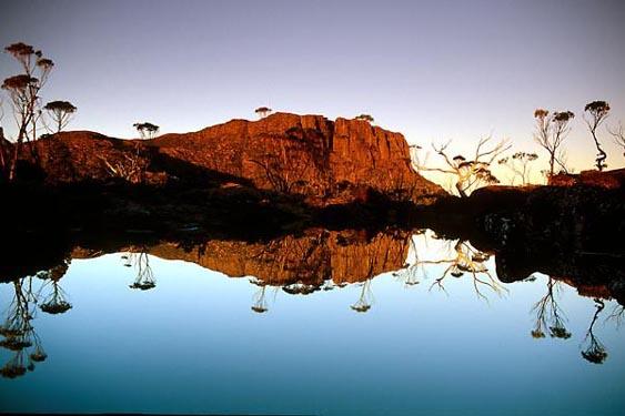 Lake Elysia, Overland Track, Tasmania