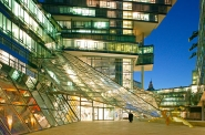 Norddeutsche Landesbank Headquarters, Behnisch & Partner