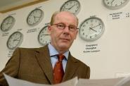 Klaus Güntheroth, Schenker International