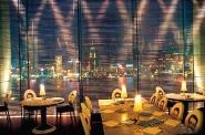 Restaurant Felix, Philippe Starck, Peninsula Hotel, Hong Kong