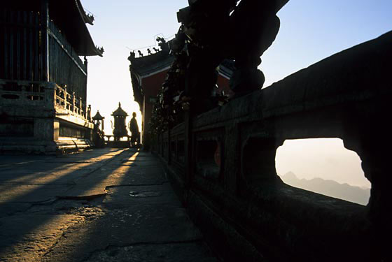 Golden Hall on Jin Dian Peak, Wudang Shan