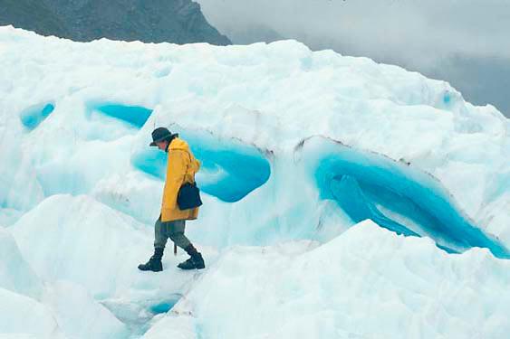 Glacier Walk, Franz-Josef Glacier