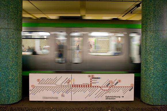 subway station Kröpke