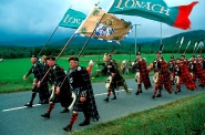Men of Lonach, Strathdon