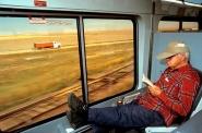 Amtrak-Superliner, North Dakota