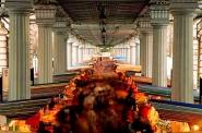 Weekly market at Metro station Dupleix