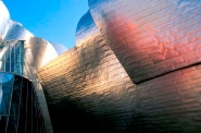Guggenheim Museum, Bilbao, architect Frank O. Gehry