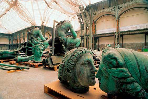 Grand Palais, World Exhibition 1900