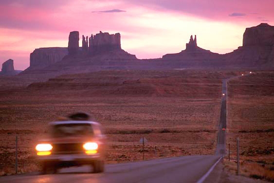 Monument Highway