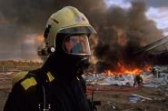 anonymous fireman, Hanover