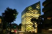 Prada, Omote Sando, architects Herzog & de Meuron