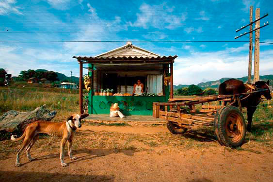 Roadhouse, Valle de Vinales