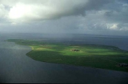 Hallig Hooge, Island in the North Sea