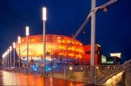 Exponale and Bertelsmann Pavilion