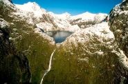 Sutherland Falls and Lake Quill, Fiordland