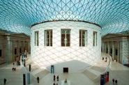 Great Court, British Museum, architect Norman Foster