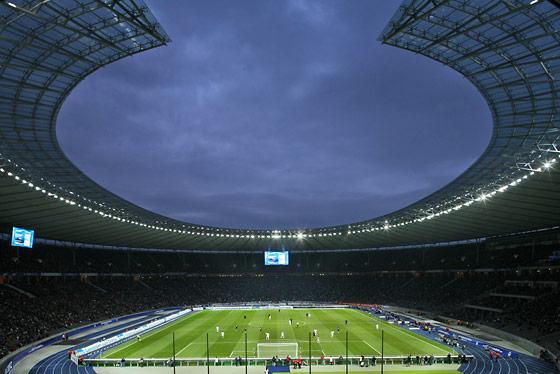 Olympiastadion, Bundesliga