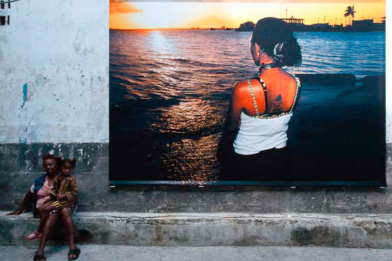 Billboard, Old Havana