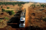 Cattle truck, Kimberley