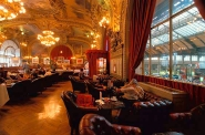 Le Train Bleu, restaurant, Gare de Lyon
