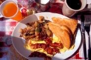 Jamerican Breakfast