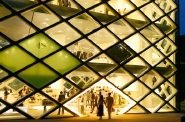 Prada, Omote Sando, Tokyo, architects Herzog & de Meuron