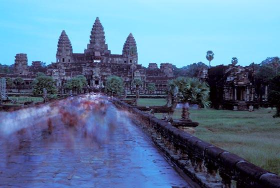 Magic Angkor Wat