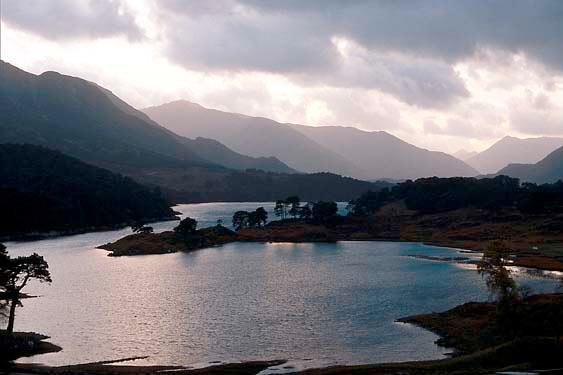 Glen Affric, Highlands
