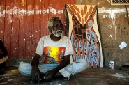 Artist, Old Man Thompson, Arnhemland