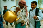 Tea time, Yemen Pavilion