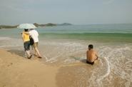 Sanya beach, Hainan