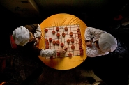 cooks take a break, Chinese chess, Sichuan