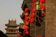 UNESCO World Heritage site, Pingyao, Shanxi
