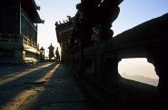 Golden Hall on Jin Dian Peak, Wudang Shan