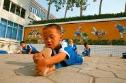 Kung fu school, Shaolin, Song Shan