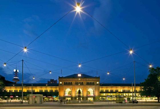 Main Railway Station