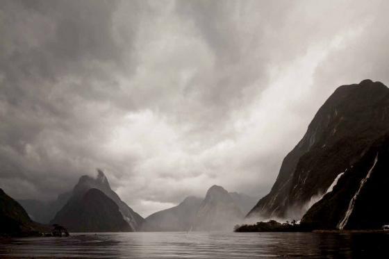 Milford Sound, Fjordland