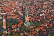 Medieval old town of Lüneburg