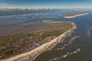 North Sea island of Wangerooge