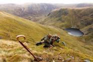 Deer stalking in the Highlands